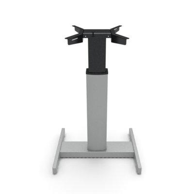 שולחן חשמלי רגל בודדת