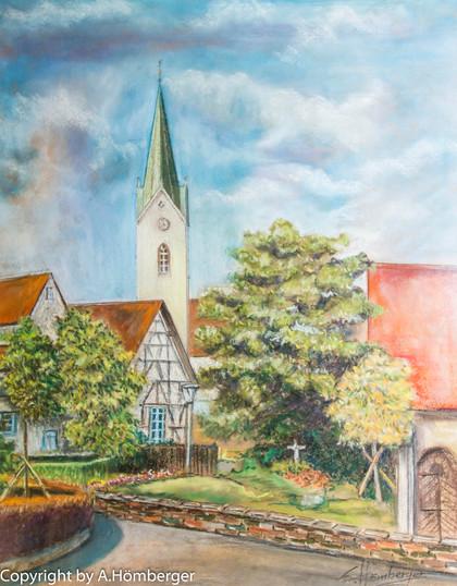 Dorfmitte von Eriskirch