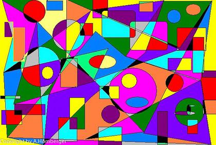 Farbenmuster