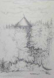 Wasserturm in Eriskirch