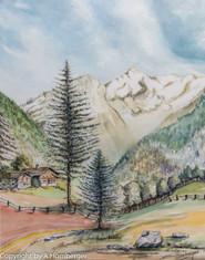 Berge bei Bad Gastein