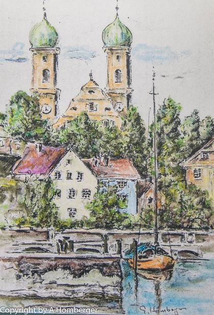 Schlosskirche in Friedrichshafen