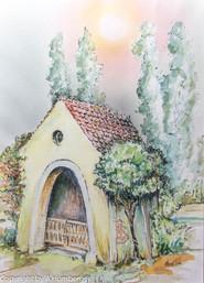 Kleine Kapelle in Eriskirch
