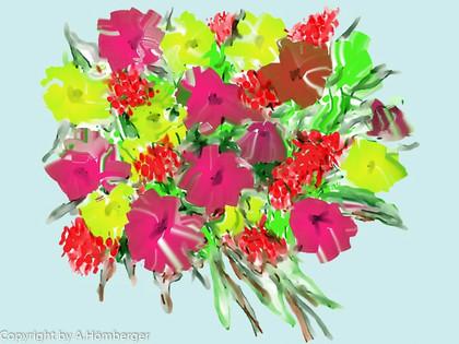 Blumengebinde