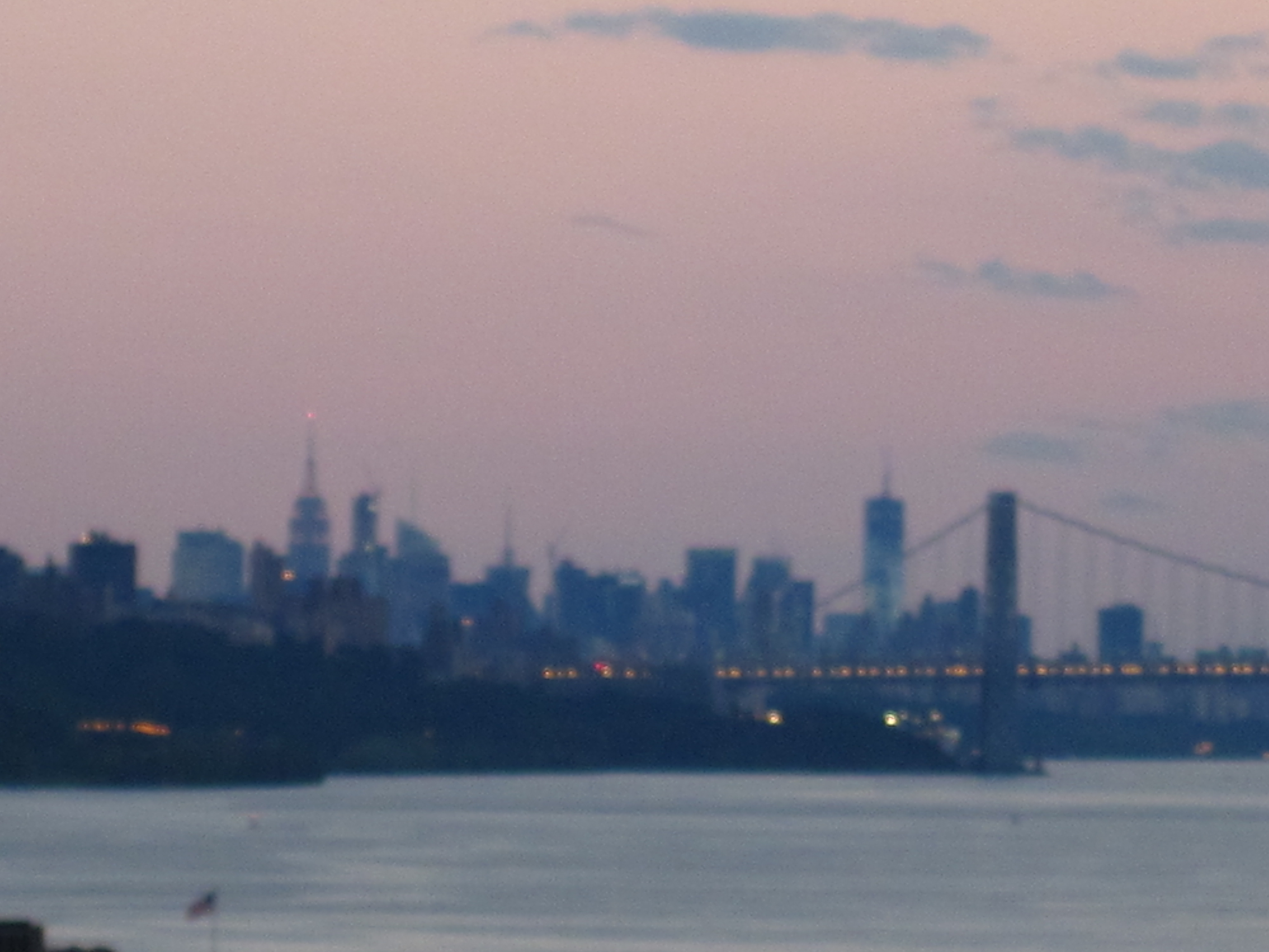 Manhattan Skyline Dreams