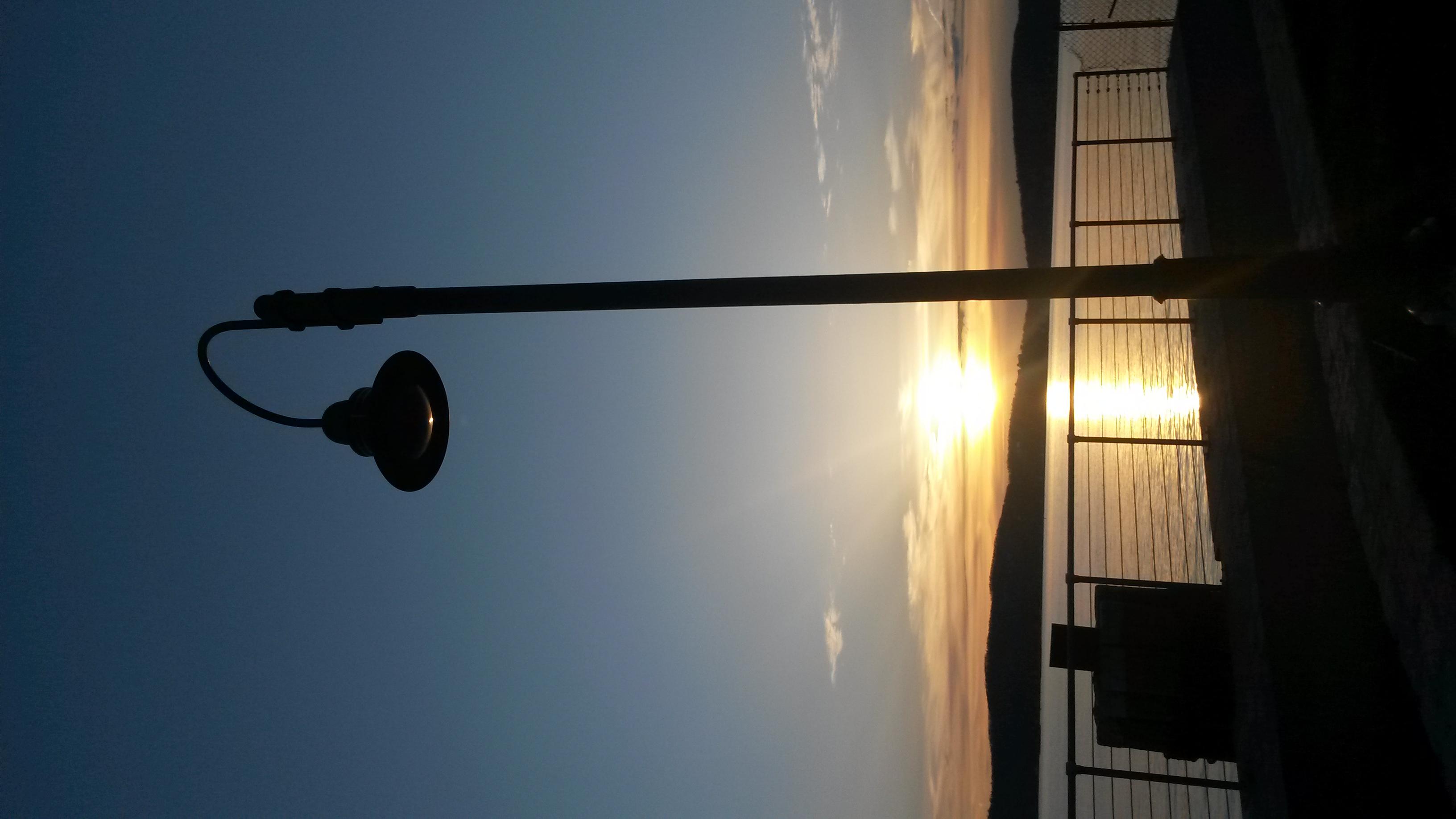 Sunset Pole
