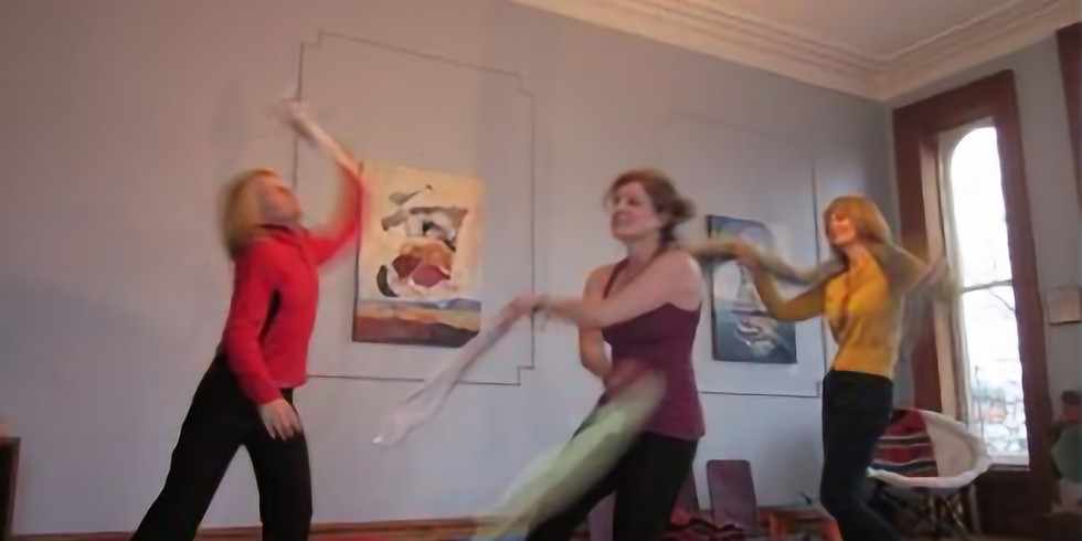 Soulistic Dance: Rediscover Your Natural Rhythm