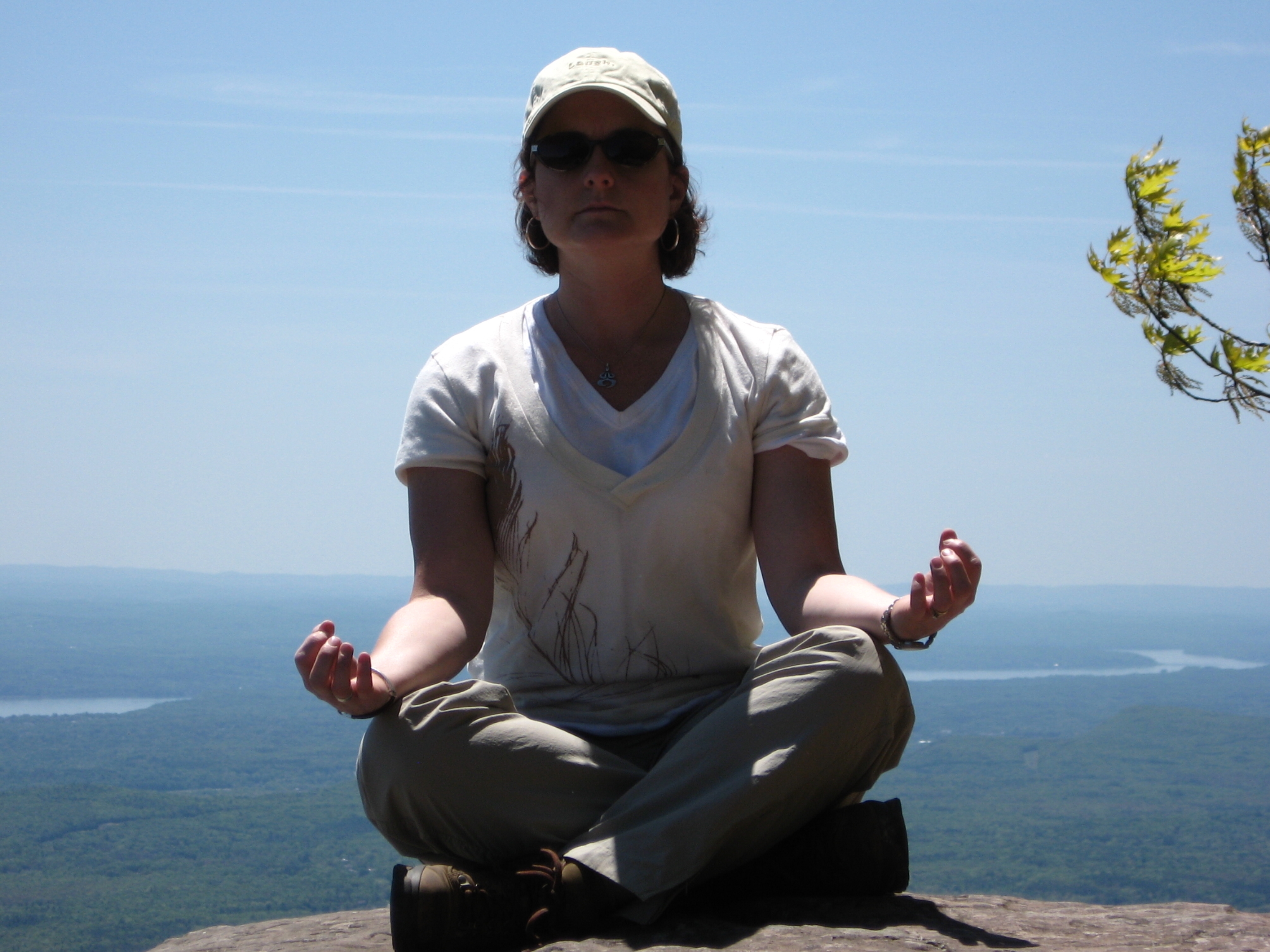 Hunter Mountain Meditation
