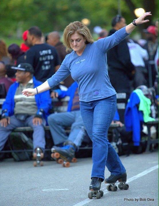 Linda skate alone 2016
