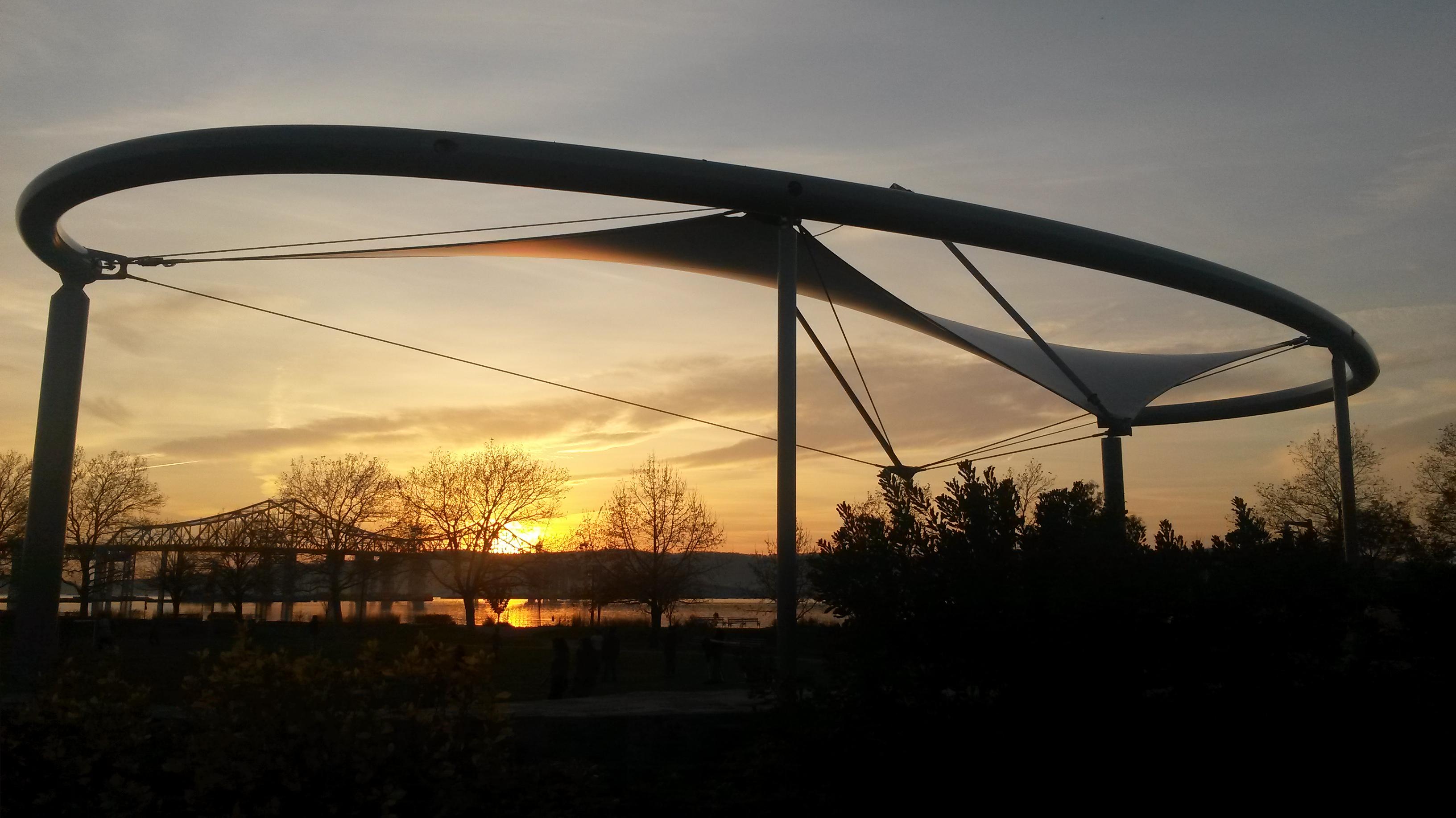 Starship Sunset