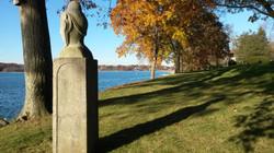 Fall at Wainwright House