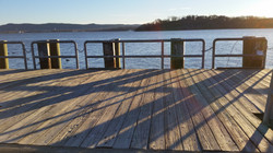 Dock Shadows