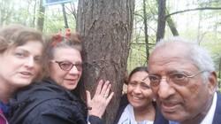 the group tree hug