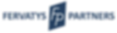 Logo Fervatys Partners blue