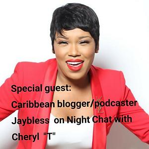Blogger/podcaster: Jaybless