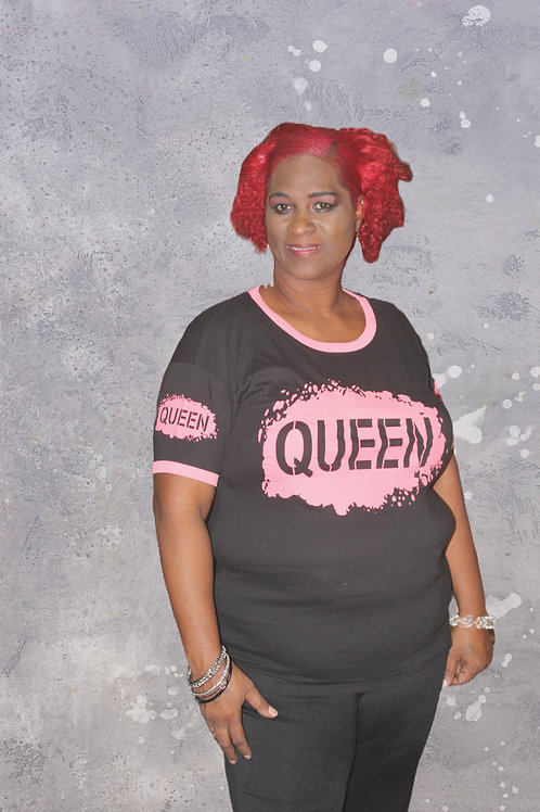 Queen Tea Shirt