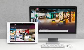 MAS Interior LTD Website