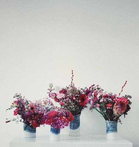 Monet  - Handemade Vases by FRANCESCO SILLITTI