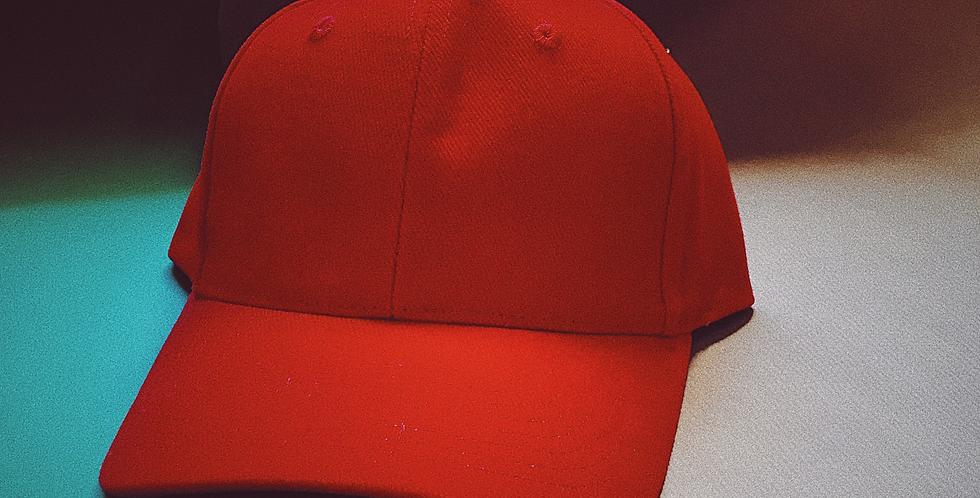 Red Classic Baseball Cap