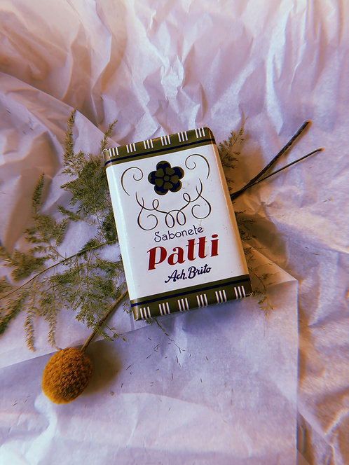 VINTAGE PACKAGING PATTI by ACH BRITO