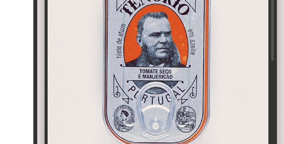 Tuna in Olive Oil w/ Dry Tomato & Basil