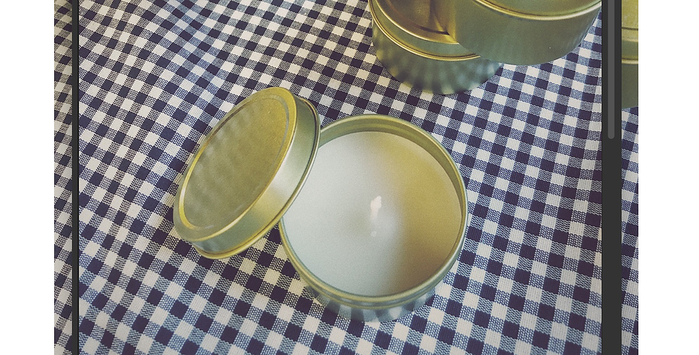 Candle 100% Lavender