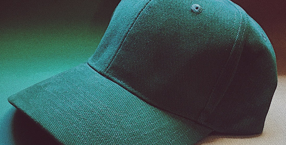 English Green Classic Baseball Cap