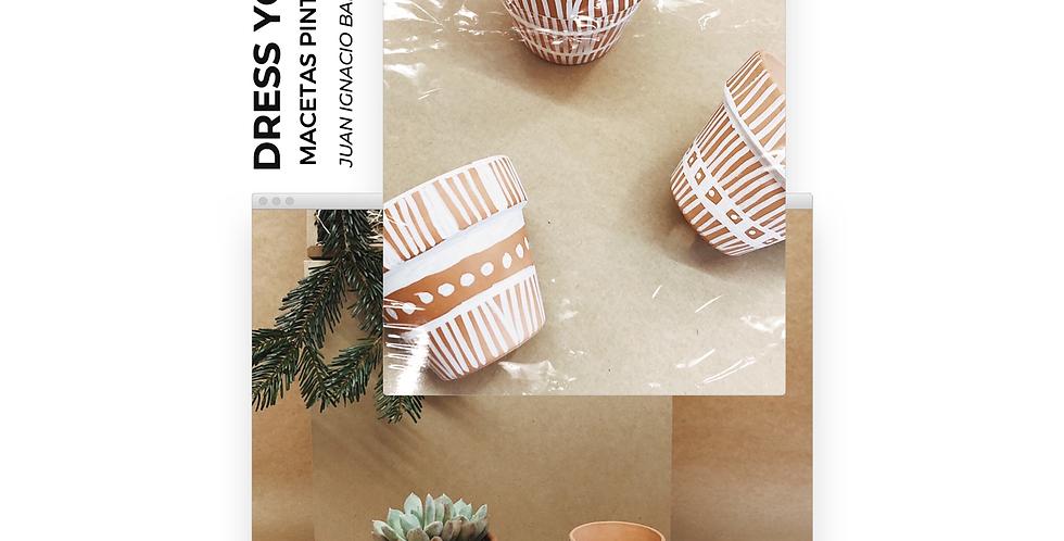 Vases Handpainted
