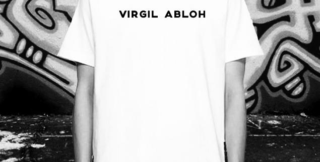 Virgil Abloh Tee
