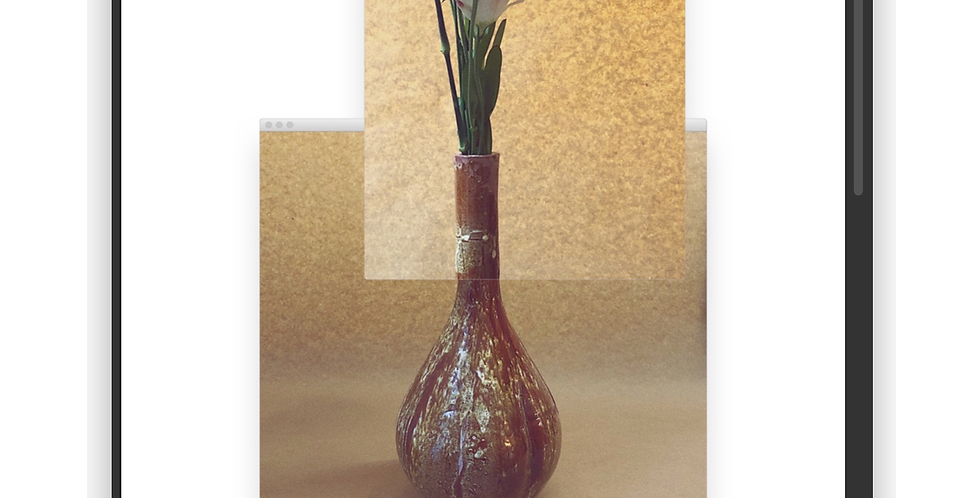 Solitaire Vase