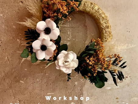 Whorkshop Season - By Blumenhaus Project x Le Bath Gallery x Mosaic flowers