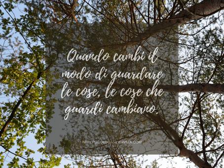 Cambiare, rimanendo se stessi