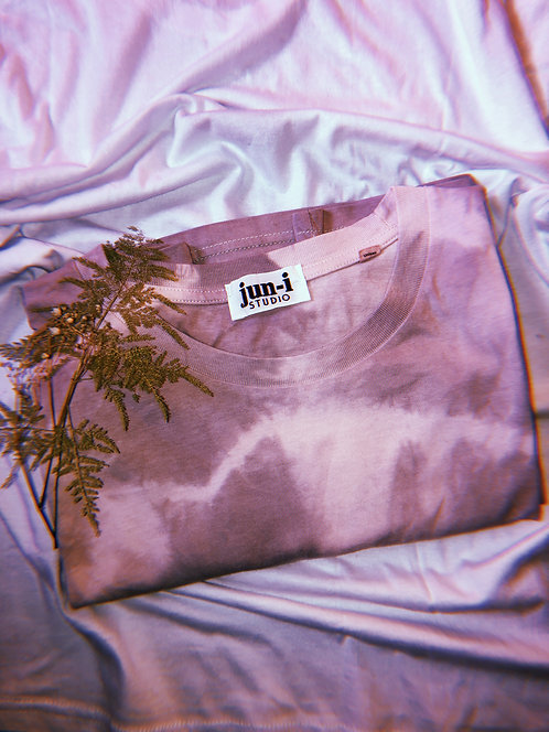 TIE DYE T-SHIRT by JUN-I