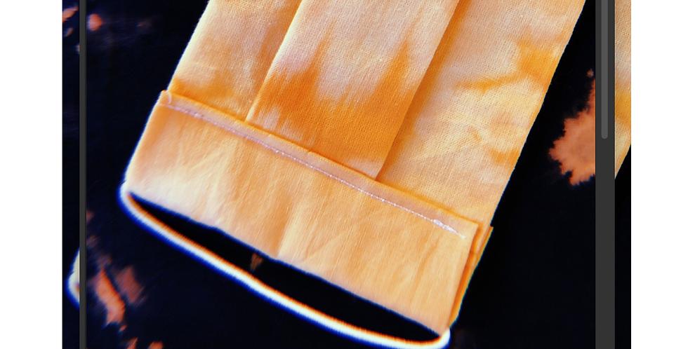 Orange Sun Mask