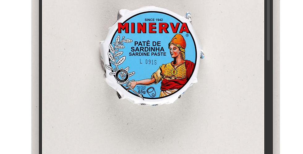 Sardine Paste