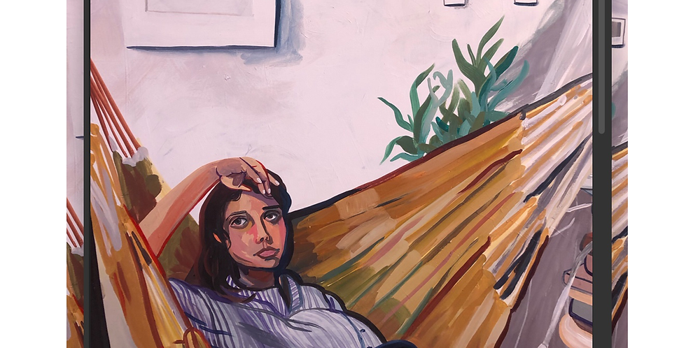 Self-Portrait, 2018