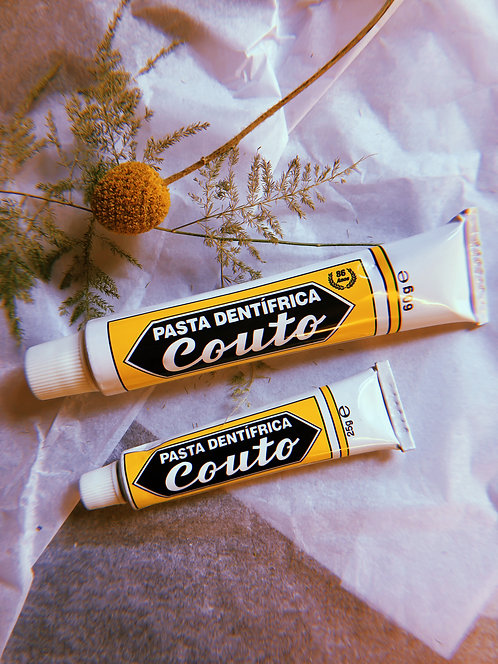 COUTO TOOTHPASTE by COUTO SA