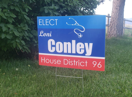 Loni Conley Will Be A Voice For Working People