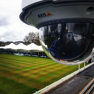 The best view in the stadium #axis #cctv