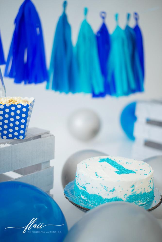 Matías Smash the Cake