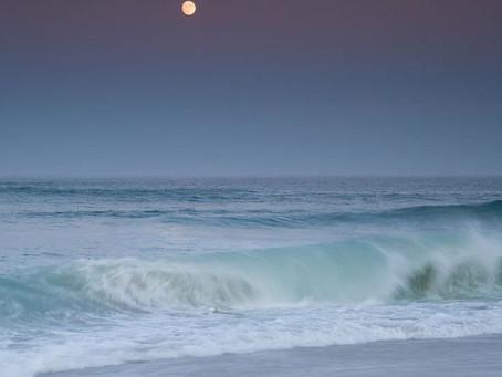 """""""L'horizon s'ouvre"""" : Pleine Lune de Février"""