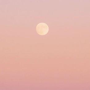 Pleine lune des fraises