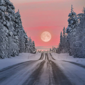 Révélation? Pleine Lune de Janvier.