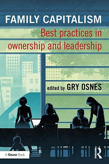PivotPoint:  'Family Capitalism-Best Practices in Ownership and Leadership' book cover