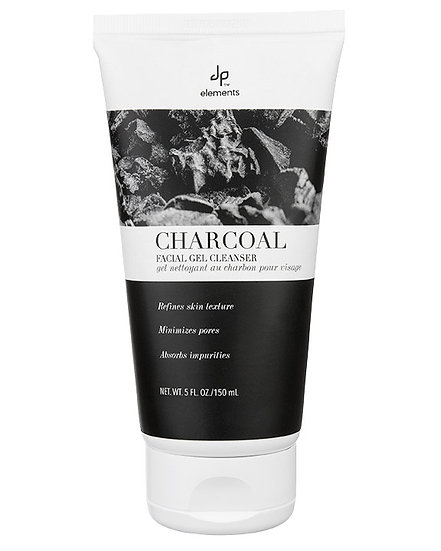 Charcoal Facial Gel Cleanser