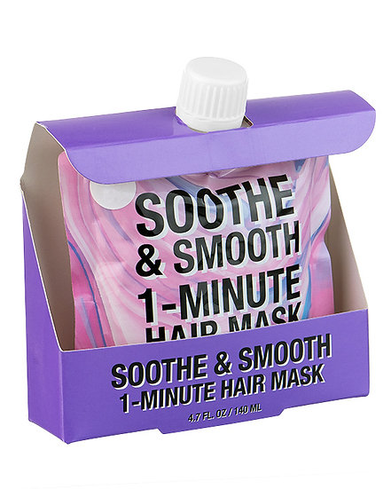 Soothe & Smooth 1-Minute Hair Mask