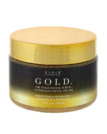 GOLD. Facial Scrub