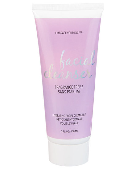 Fragrance Free Facial Cleanser