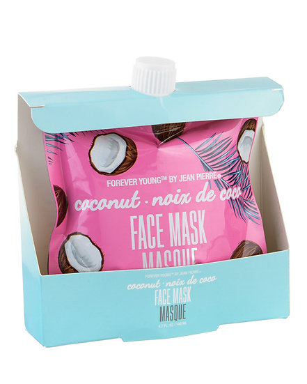 Coconut Mud Mask Pouch