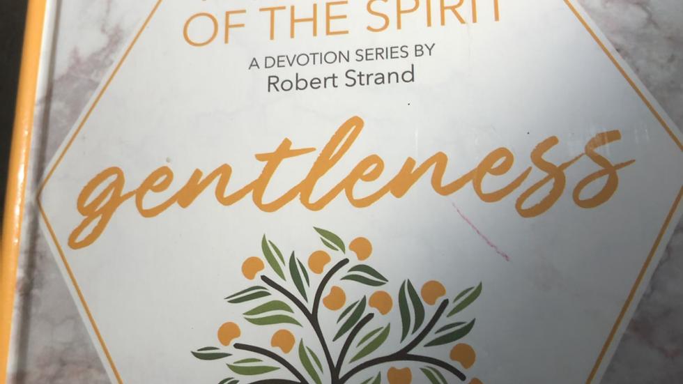 Gentleness (Nine Fruits Of The Spirit)